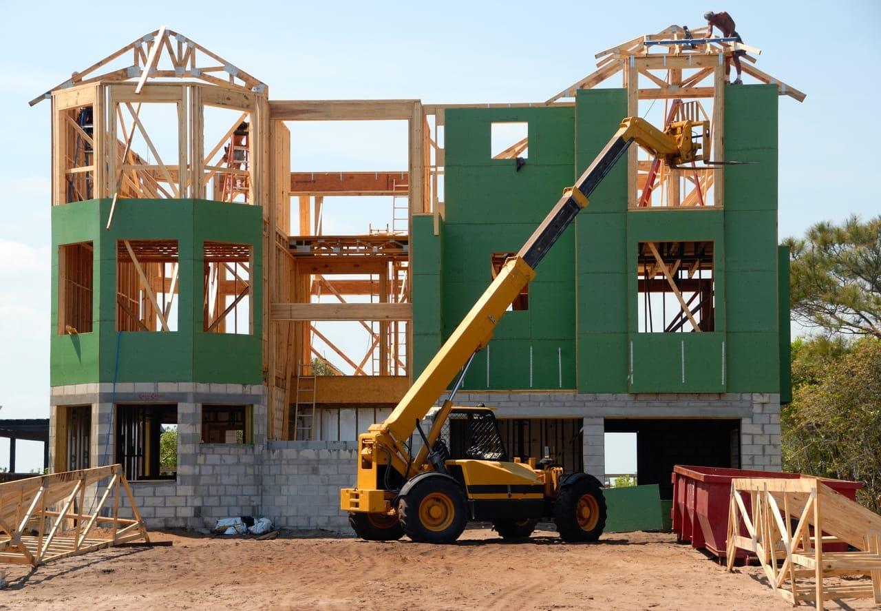 framework of building